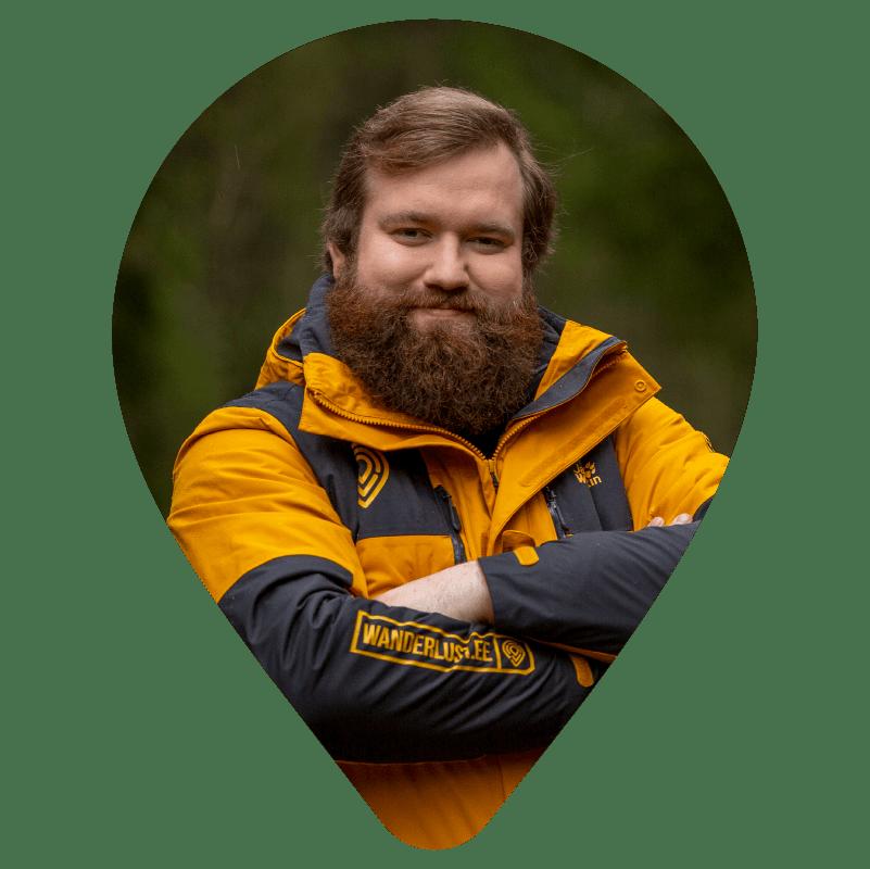Matkajuht Kert Kruusakivi Wanderlust